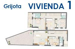 Grijota Palencia vivienda 1