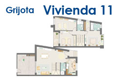 Grijota Palencia vivienda 11