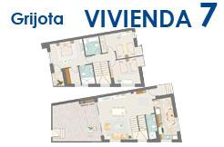 Grijota Palencia vivienda 7