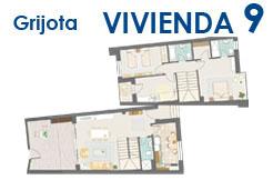 Grijota Palencia vivienda 9