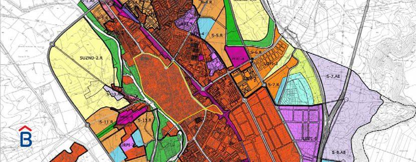 Plan General de Ordenación Urbana de Palencia
