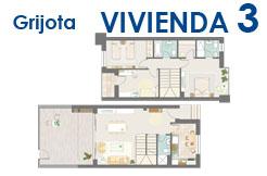 Grijota Palencia vivienda 3