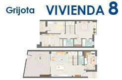 Grijota Palencia vivienda 8